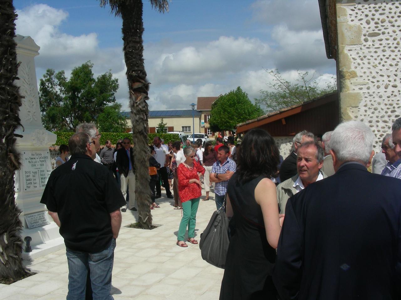 Inaugurations 15 juin 2013