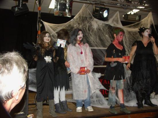 Soirée Halloween du 6 Novembre