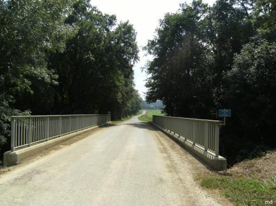 Le pont du Gabas