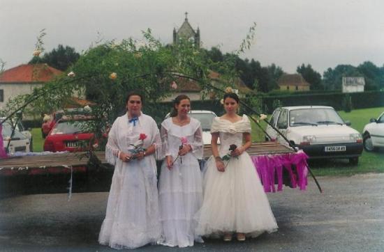 Reines des fêtes 1998