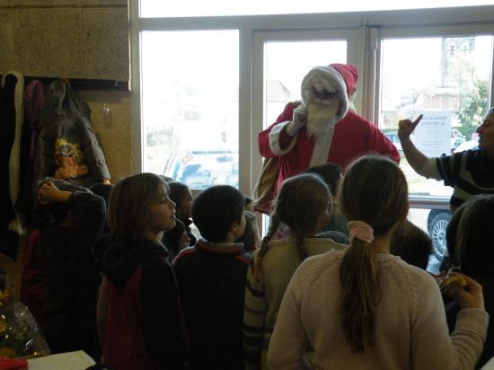 Goûter des écoles 18 décembre 2009