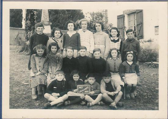 photo de classe 1949