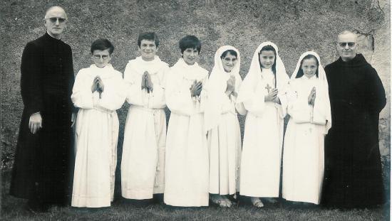 Communion solennelle 1971