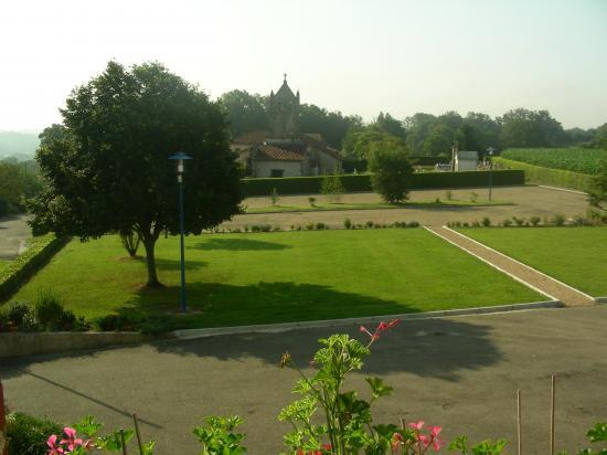 vue depuis la mairie