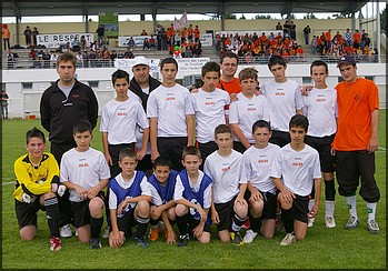 Equipe 13 ans