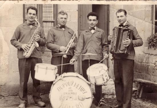 Dupouy Henri et son ensemble