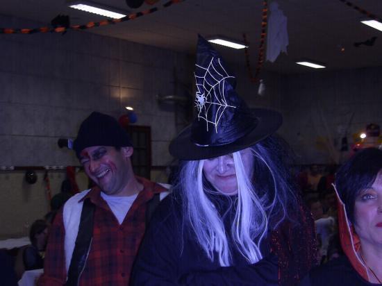 Soirée Halloween