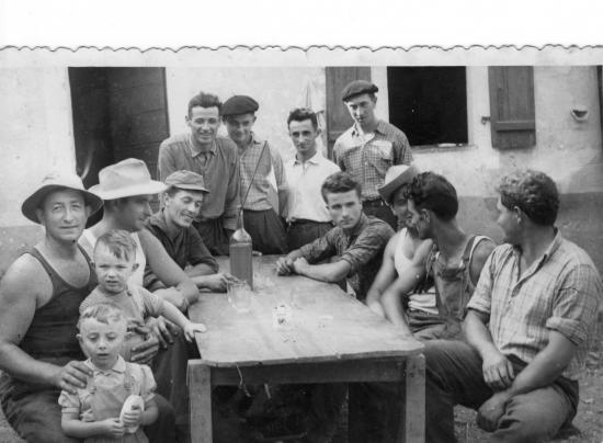Mayade à Planté en 1959