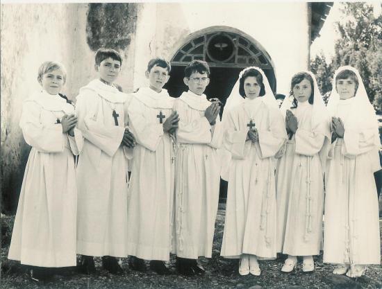 Communion 1970