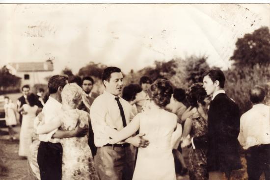Bal du Mariage d' Eliane et Jean-pierre en 1967
