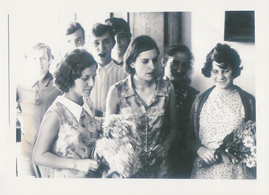 Les jeunes dans les années 60