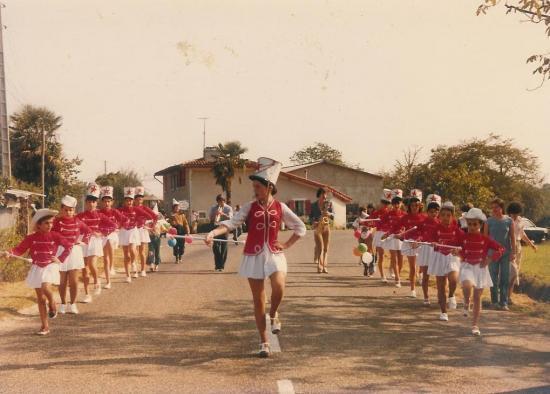 Fêtes de Lacajunte 1978