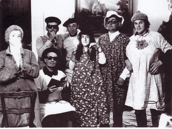 La Roste de Jeanine et Jean-Louis en 1971