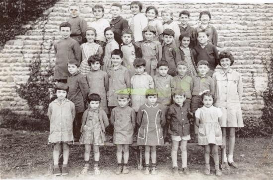 Rentrée des classes 1963