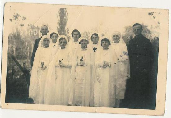 Communion solennelle 1940