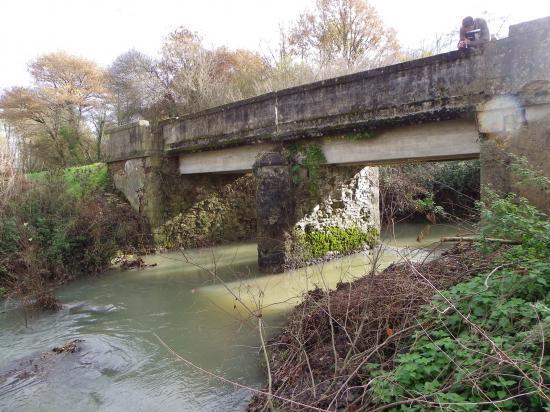 Rénovation du ponts du Louts
