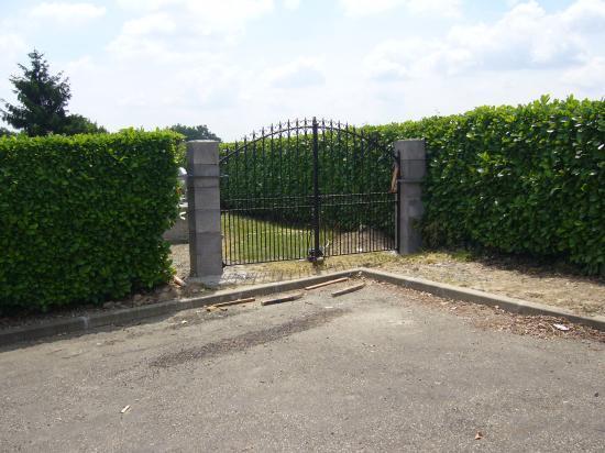 Portail cimetière