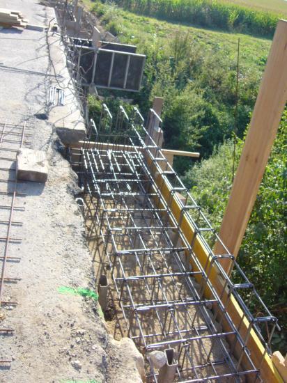 Rénovation du pont du Louts