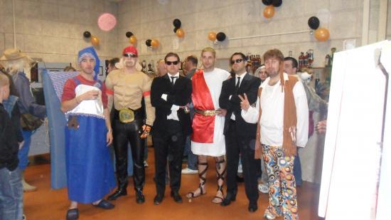 Soirée carnaval du Foot