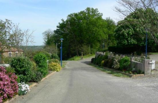 Route du Bourg