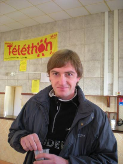 Téléthon 4 décembre 2010