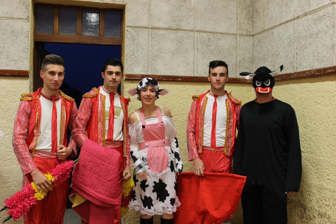 Carnaval foot 19 avril 2014