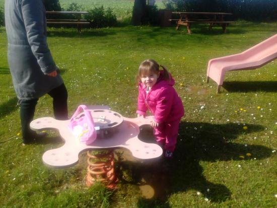 Chasse aux oeufs 01/04/2018