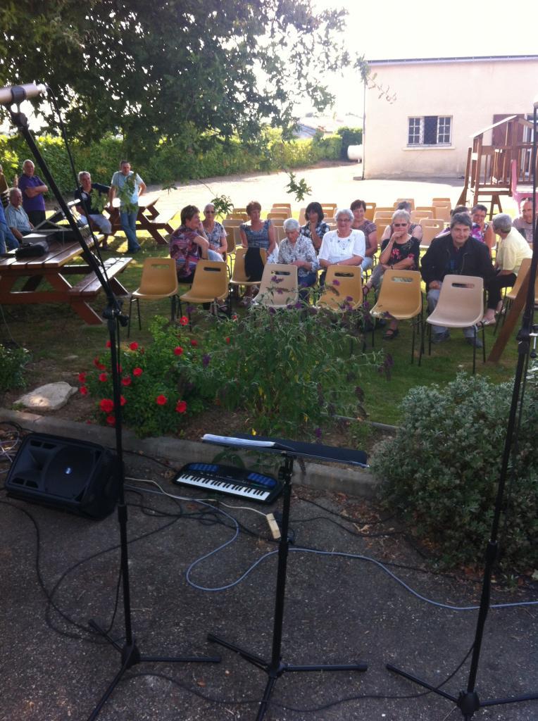 Fête de la musique Samedi 21 juin 2014