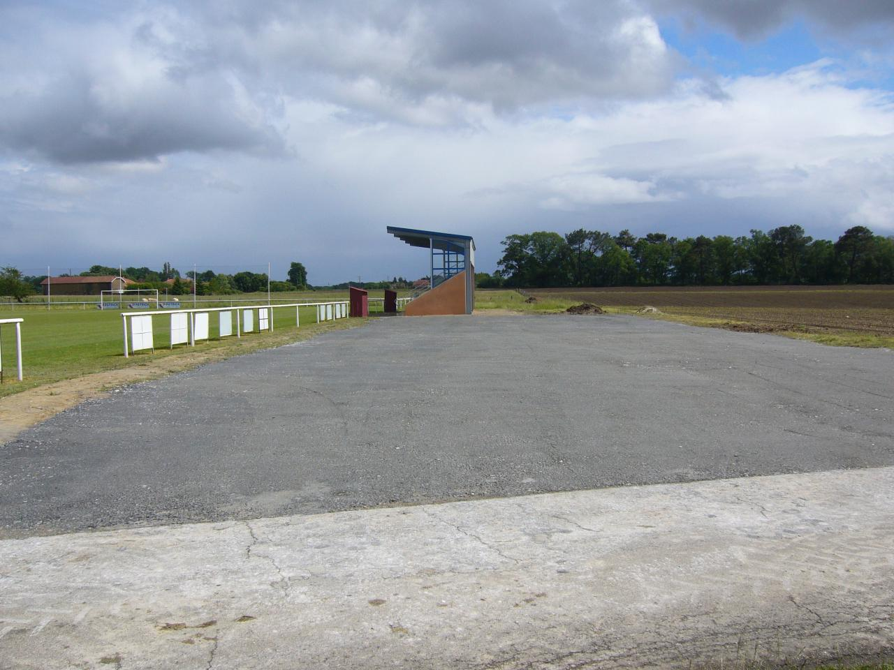 Parking stade 24/05/2013