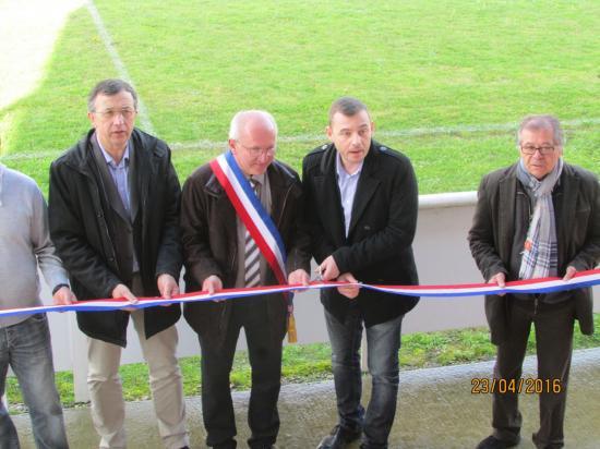 Inauguration éclairage 23/04/2016