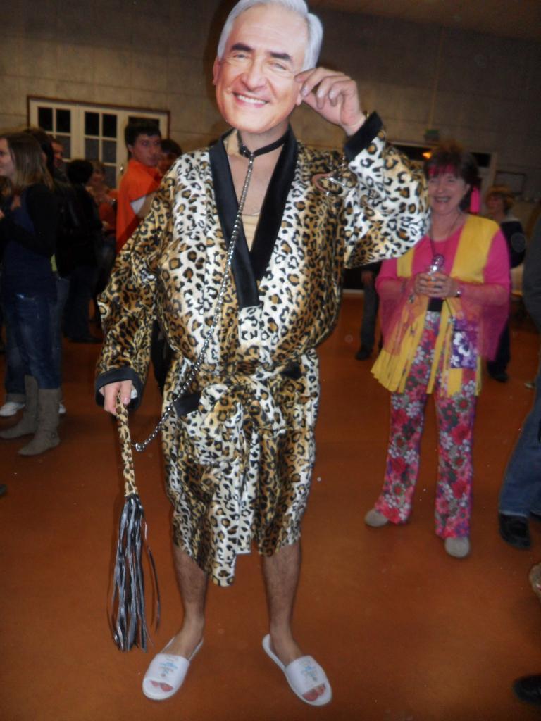 Soirée carnaval 07/04/2012